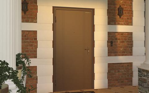 Стальные двери в Сочи